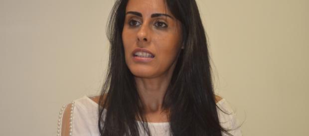 Cantora gospel Tania Levy, acusada de matar o marido. (Arquivo Blasting News)