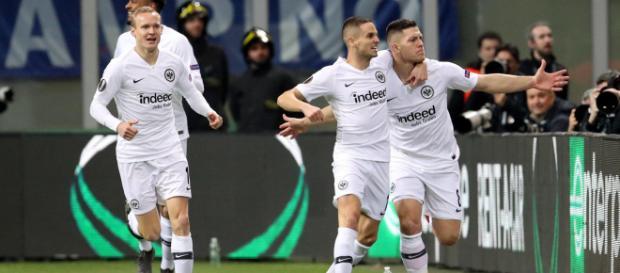Frankfurt im Europa-League-Viertelfinale gegen Benfica Lissabon ... - web.de