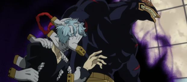 My Hero Academia: Shigaraki está tratando de ganarse la confianza de Gigantomachia