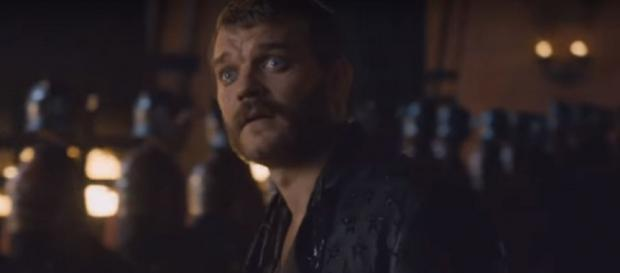 Pilou Asbaek plays Euron Greyjoy's character. Photo: screencap via Euron Crow's Eye/ YouTube