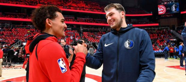 Rookie Ladder: Doncic vs Young | NBA.com - nba.com