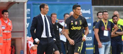 Ajax-Juventus: Cristiano Ronaldo recupera, sarà titolare?