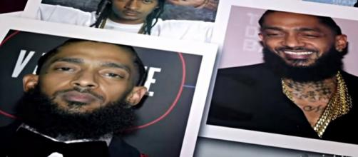 Family and friends remember Nipsey Hussle in the most positive way. [Image via ABC News/YouTube]