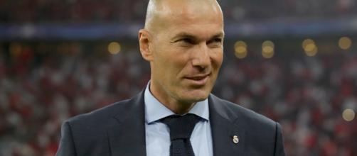 I'm back because I love this club - Zidane explains Real Madrid ... - stadiumastro.com