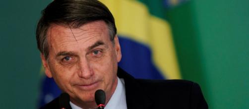 Jair Bolsonaro conta com milhões de seguidores nas redes sociais. (Arquivo Blasting News)