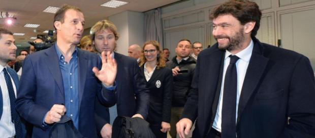 Juventus: introiti economici nettamente superiori agli altri club di Serie A.