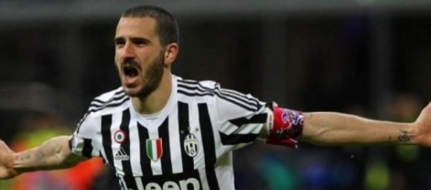 Juventus, possibile cessione di Bonucci