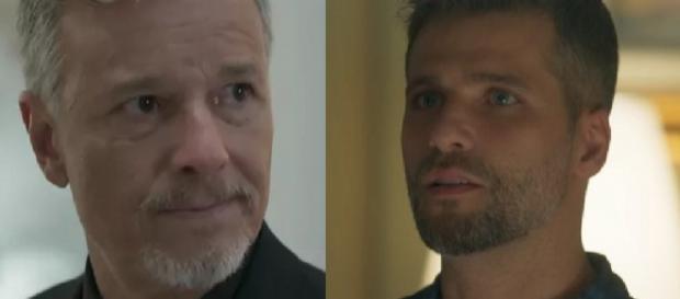 Sampaio tentará matar Gabriel de novo (Reprodução/TV Globo)
