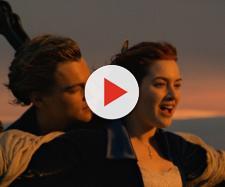 Cena do filme 'Titanic'. (Reprodução)