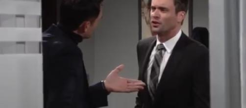 Billy an Cane fight to save their relationships wiith Victoria and Lily.[Image Source: JSMS99-YouTube]