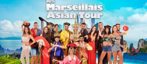 Les Marseillais : Asian tour sur W9 - m6.fr