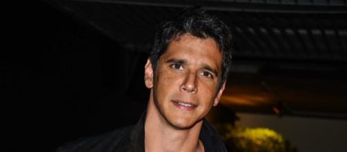 O ator e apresentador Marcio Garcia, que é casado com uma nutricionista. (Arquivo Blasting News)