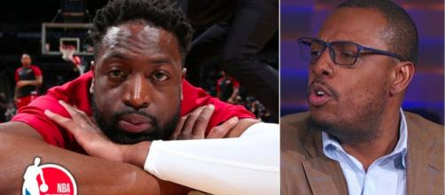 Dwyane Wade responds to comments - Image credit ESPN / YouTube channel