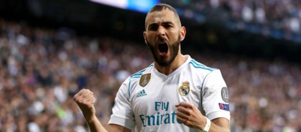 Benzema a offert la victoire au Real Madrid contre Eibar