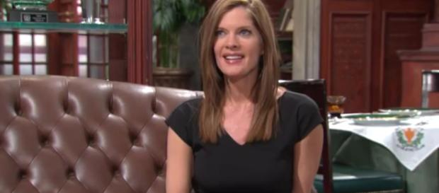 Michelle Stafford's return to Y&R brings a new dynamic to her character, Phyllis. [Image Source: ABC News-YouTube]