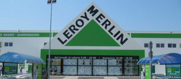 Offerte di lavoro: Leroy Merlin cerca addetti logistica, vendita e venditori specialisti.