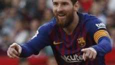Lionel Messi : il est le meilleur cette saison sur 5 tableaux