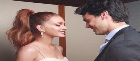 Marina Ruy Barbosa faz declaração para o marido. (Reprodução/Instagram/@marinaruybarbosa)