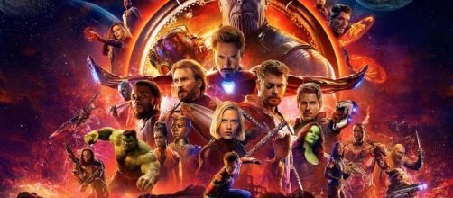 Avengers: Infinity War o la fuerza del lila | Democresía - Revista ... - democresia.es