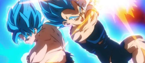 Dragon Ball Super: Broly llegará pronto a china
