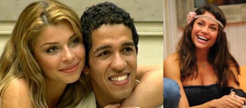 Grazi Massafera , Jean Wyllys e Maria Melilo foram presenças marcantes no reality show. (Reprodução/TV Globo).