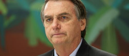 Jair Bolsonaro teve queda de popularidade. (Arquivo Blasting News)