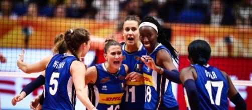 La Nazionale femminile si prepara per la Nations League 2019