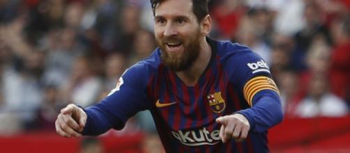 Lionel Messi domine encore le football mondial