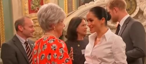 Meghan's mother is heading to London to be by her side. - [Nine News Australia / YouTube screencap]