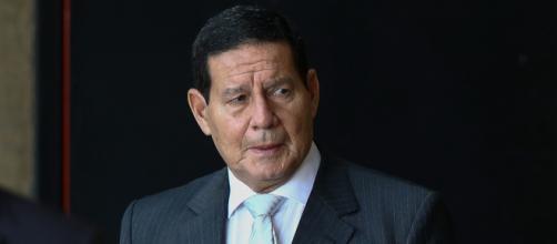 Mourão revela preocupação com governo Bolsonaro. (Arquivo Blasting News)
