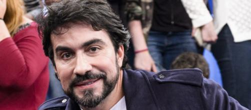 Padre Fábio de Melo (Foto Ramón Vasconcelos/TV Globo)