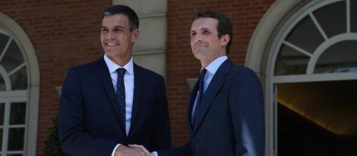 Pedro Sánchez y Pablo Casado, el debate más deseado