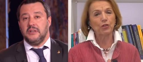 Salvini non le manda a dire ad Elsa Fornero
