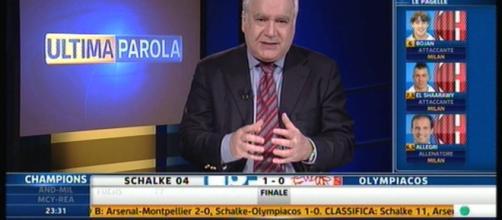 Sconcerti:per il terzo posto dell'Inter bisognerebbe ringraziare Spalletti