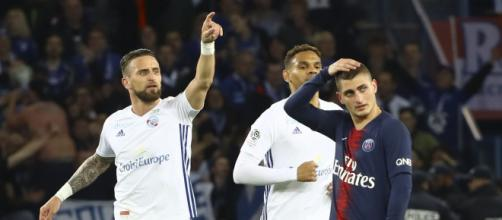 Strasbourg retarde le sacre du PSG - Ligue 1 - Football - lefigaro.fr