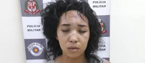 Vizinhos ouvem gritos de socorro da criança de 5 anos que foi morta. (Divulgação/Polícia Militar de SP)