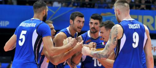 Calendario Vnl Maschile 2020.Volleyball Nations League Maschile Calendario L Italia