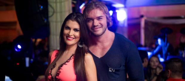 Lunara Campos e Thor Batista vão se casar em 2020 (Arquivo Blasting News)