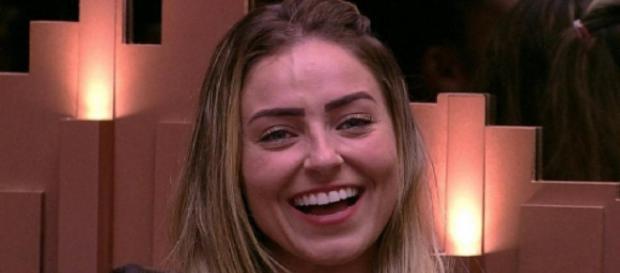 Paula conversou com Alan sobre votação. (Reprodução/TV Globo)