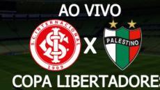 Internacional x Palestino: Fox Sports transmite o jogo ao vivo, nesta terça (9), às 21h15