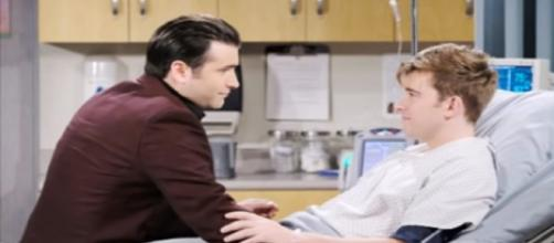 Days of Our Lives Spoilers: Will has a brain tumor. [Image Source: Days of Our Lives Fan Talk Melissa Boyette -YouTube]
