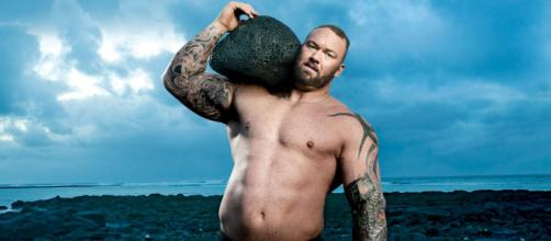 Hafthór 'Thor' Björnsson vuelve a ser el hombre más fuerte de Europa