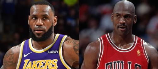 Jordan vs. LeBron, LeBron vs. Jordan ... either way, it's a taste ... - nba.com