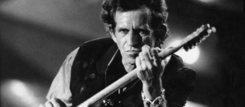 Keith Richards Nº4 da Rolling Stone. (Divulgação/Pixabay)