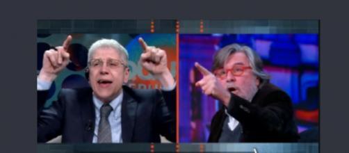 Mario Giordano contro tutti a Quarta Repubblica sui vitalizi