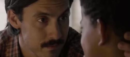 Milo Ventimiglia plays Jack Pearson's character. Photo: screencap via TV Guide/ YouTube