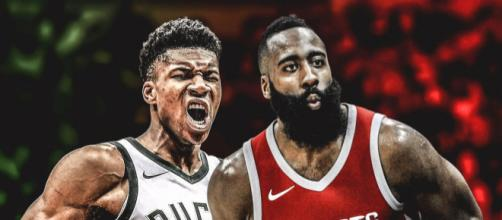 NBA news: Rockets' James Harden, Bucks' Giannis Antetokounmpo ... - clutchpoints.com