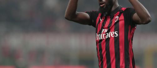 Tiemoué Bakayoko, centrocampista del Milan