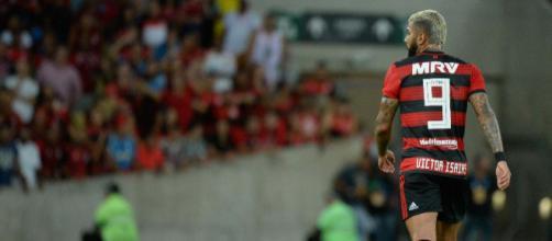 Flamengo não terá Gabigol no jogo de quinta-feira. (Arquivo Blasting News)