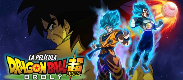 Dragon Ball Super: Broly - Review de cine - Dragon Ball Super ... - ign.com